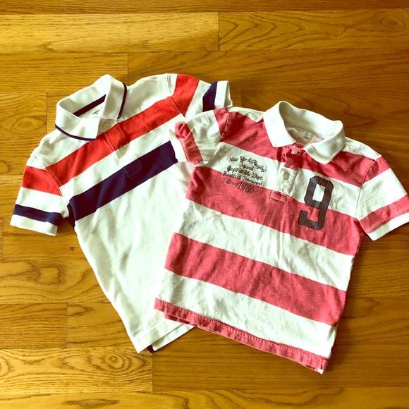 GAP Other - Gap Kids Boys small 6/7 collared shirts bundle